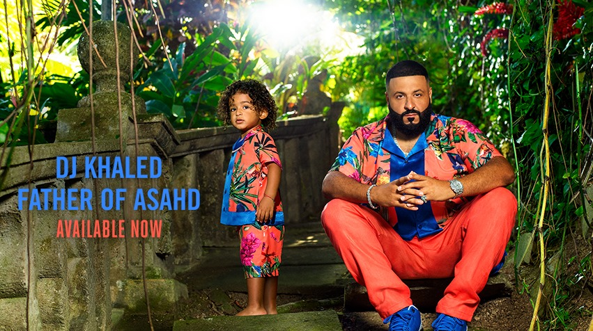 DJ Khaled nouvel album