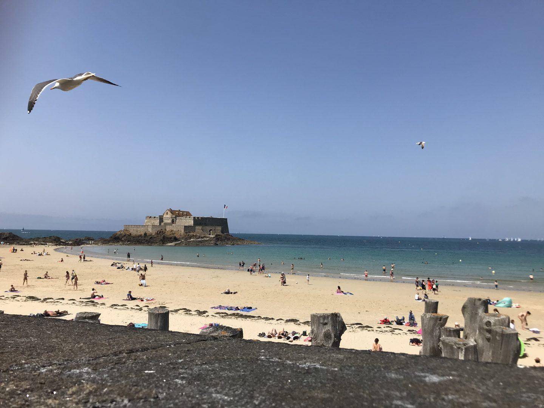 plage Bretagne