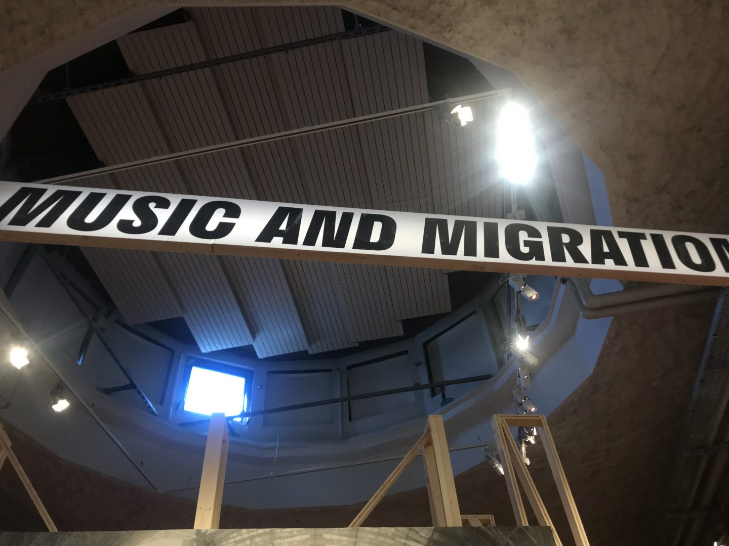 MUSIC AND MIGRATION
