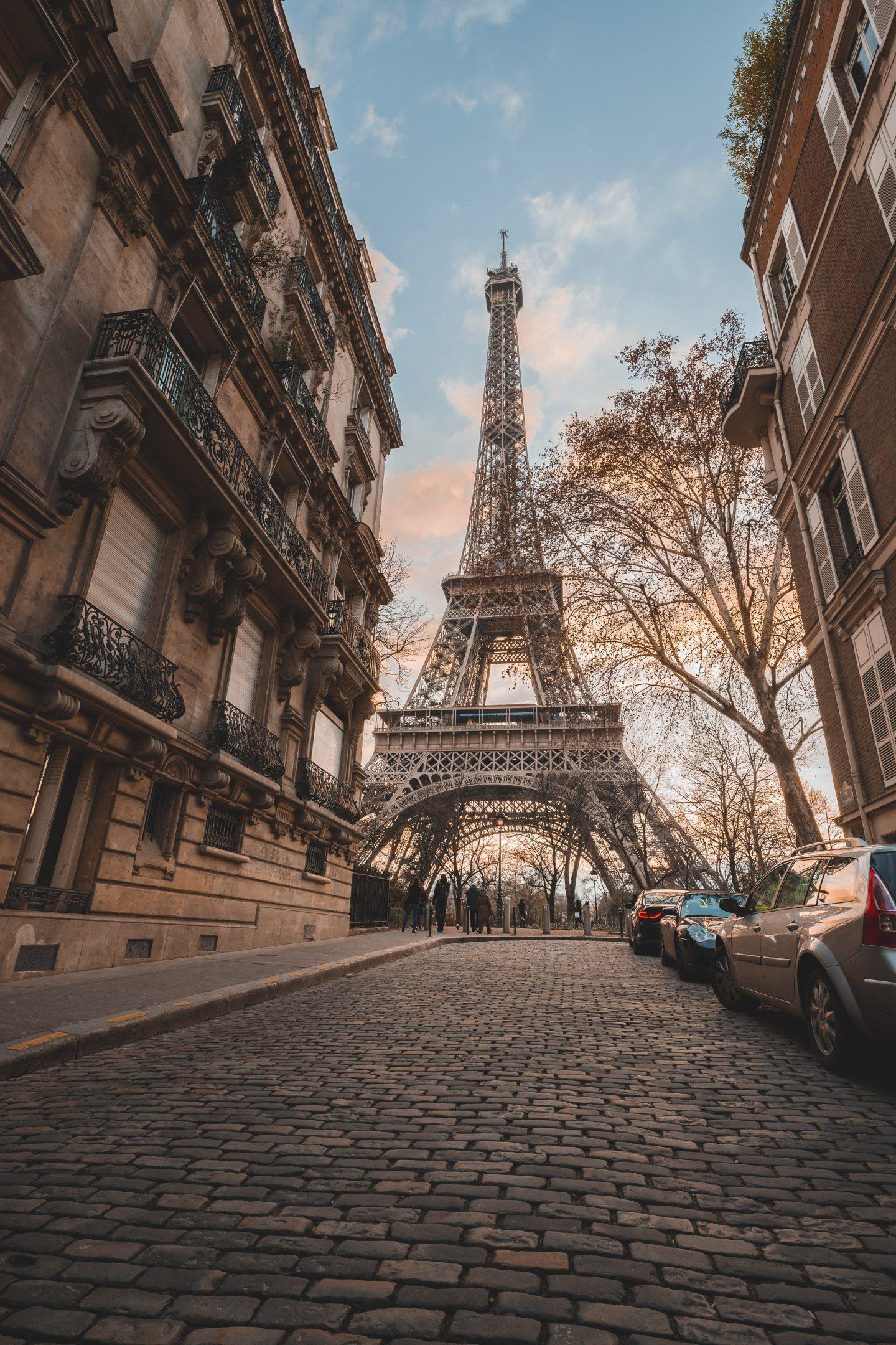 visiter paris 2020