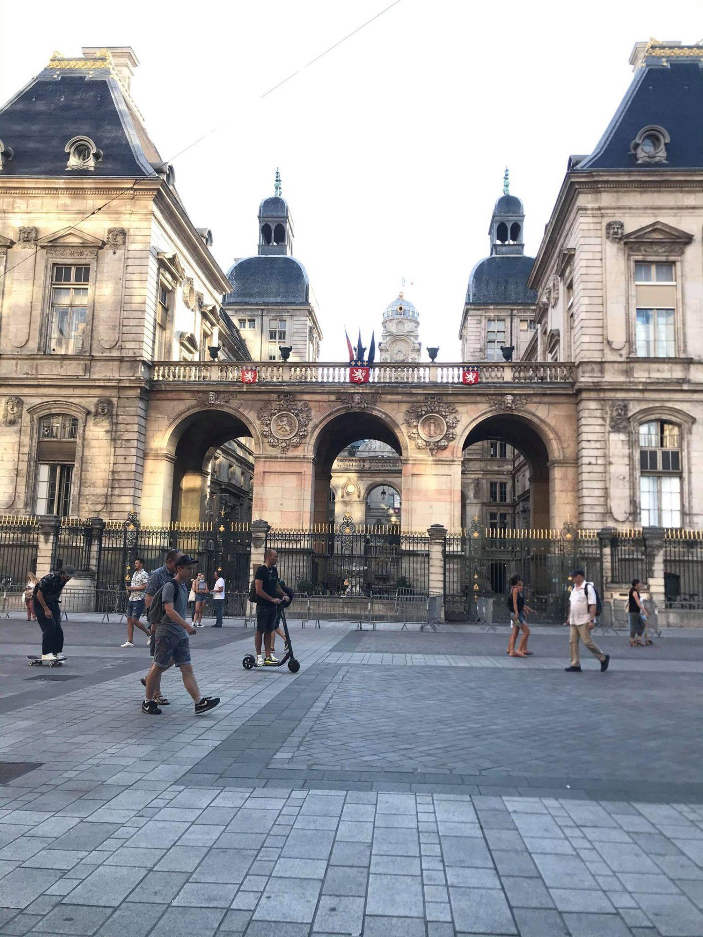 centre ville Lyon